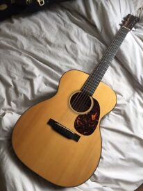 Martin 000-18 Golden Era 1937 (2007 Reissue) £2250 PLUS PART EX OPTIONS