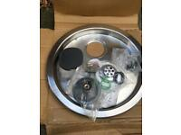 Teka circular sink drainer