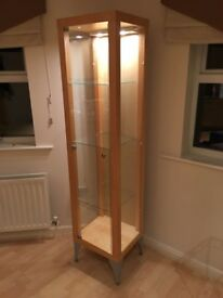 Immaculate Display cabinet, perfect for home or office