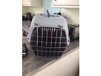 Pet Carrier - ideal for dogs, cats and small pets. As good as new!