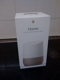 Brand New GOOGLE HOME Smart Home Voice Controlled Assistant Cast Speaker