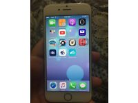 iphone 6,gold,64 gb