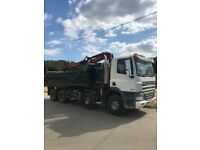 Daf 380 grab lorry