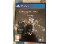Shadow of war PS4 (swap)