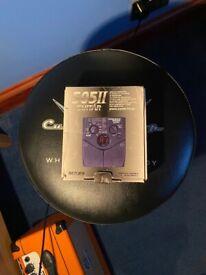Zoom Guitar 505ii Guitar Multi-effects Pedal