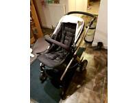 Mamas and Papas Sola Pushchair with accessories
