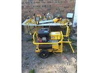 Powerfull 110v Generator - Vanguard - Hardly used
