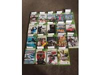 Xbox360 games various prices