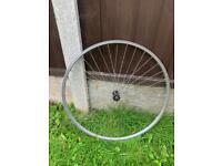 28 inch bike wheel for sale