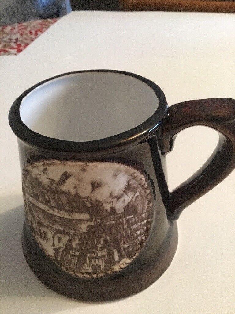 Gt.Yarmouth Potteries tankard