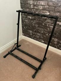 5 piece guitar rack