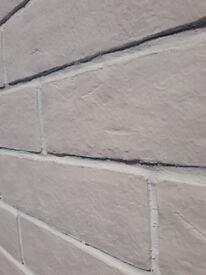 Genuine Handmade Gypsum Brick Tiles