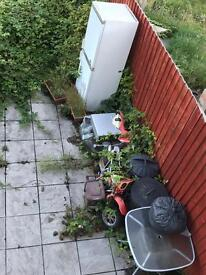 WANTED Garden Clearance