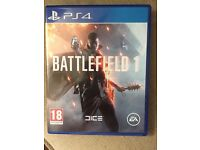 battlefield 1 on ps4 top game in top condition