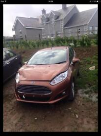 2013 Ford Fiesta parts breaking bcg bcg