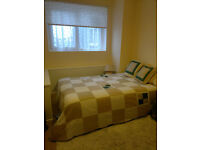 Offered for single occupancy double room to rent in shared flat SW15 Barnes Railway St/near Putney
