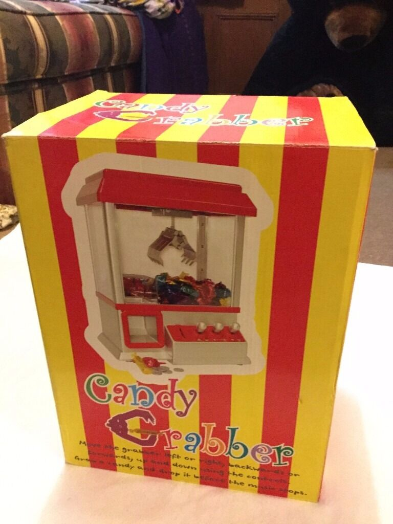 "Battery operated ""Candy Grabber"". Used twice only, so in exc. cond. Box as if new!!"