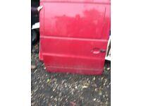 mercedes vito side loading doors