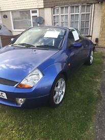 Ford street KA 03 plate. low mileage , Service history