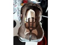 Graco carry car seat and base