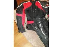 Morter bike suit
