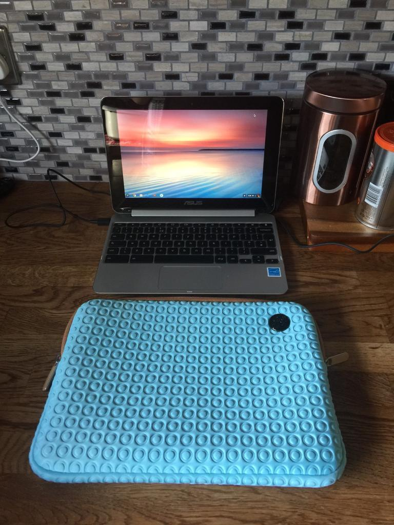 Asus Chromebook Flip C100PA 5months old