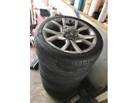 """4x Audi Sline alloy wheels 18 18"""""""