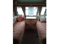 Ace Jubilee Ambassador 2004 2 Berth caravan