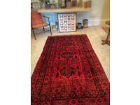 REDUCED! Gorgeous Afghan Khan Rug