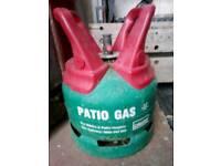 Patio gas (full)