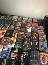 Make An Offer - DVD Collection Clear out with over 90 DVDs