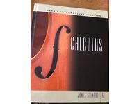 UNIVERSITY MATHEMATICS TEXTBOOK CALCULUS 6E JAMES STEWART