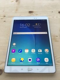 Samsung Galaxy Tab A Tablet (EE) with warranty (9.7 inch) SM-T555 - ***new condition*** can deliver