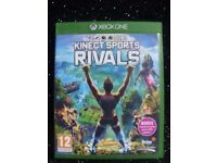 Kinect Sport Rivals for Xbox One.