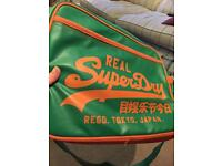 Super dry satchel