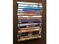Joblot of Bollywood dvds