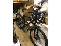Trek 3900 mountain bike Bontrager edition