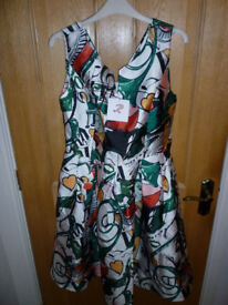 Jaune Rouge Paris Dress. Lable attached. Size M