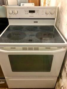 """Maytag 30"""" Wide Maytag Ceramic Glass Top Stove, Free 30 Day Warranty, Save The Tax Event"""