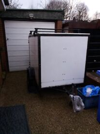 box trailer. 6x4 height 5ft