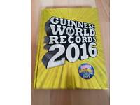 Guiness World Records 2016 brand new!