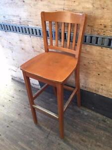 26 Bar-Height Chairs