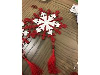 Christmas decorations for retail opportunity