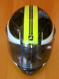 SHARK Vision R High-Vis helmet. Size - XS. Never used - competition prize