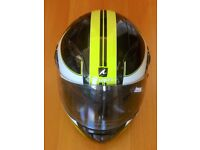 SHARK Vision R High-Vis helmet. Size - XS. New - competition prize