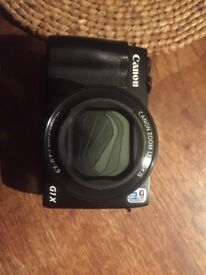 Canon-Powershot-G1-x-excellent condition.