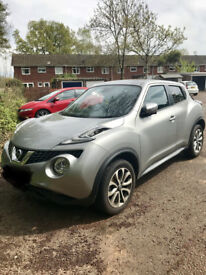 Nissan Juke 2016 1.2 DIG-T Tekna 5dr, Full leather, parking camera, heavy duty mats