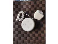 Alexa Echo Dot 3rd Gen (White) - No Box