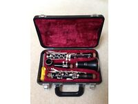 Clarinet Yamaha YCL3411S