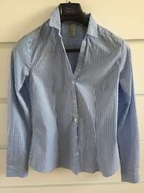 H&M shirt size 38 fitted